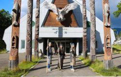 阿寒湖畔でアイヌ文化を旅する